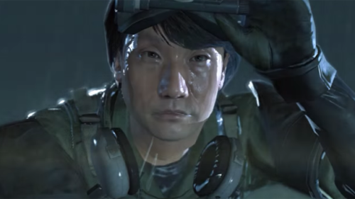 Konami didn't fire Kojima, they just couldn't find an office with enough space for his gigantic head.
